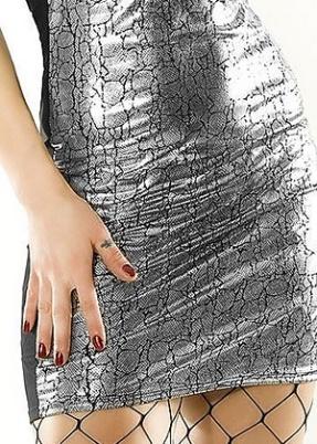 La mini robe Pytho chez Senkys