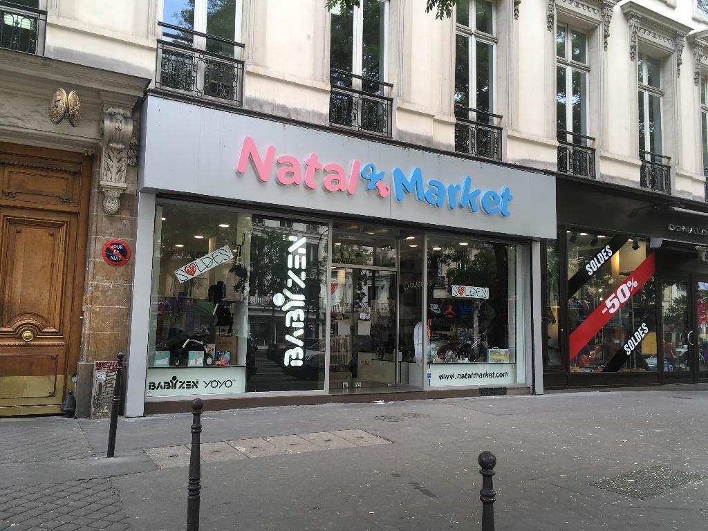 Retrouvez les boutiques Natal Market partout en France, et notamment à Lyon