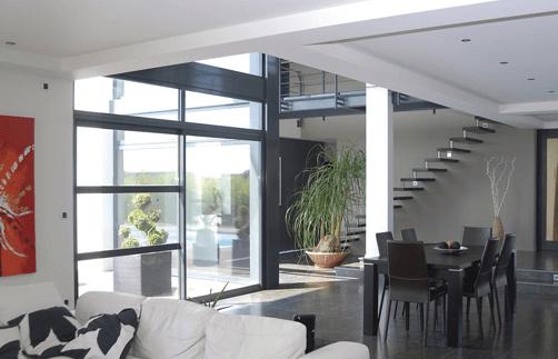 Tryba: fenetre coulissante, fenêtre en imposte? A double ou triple vitrage?